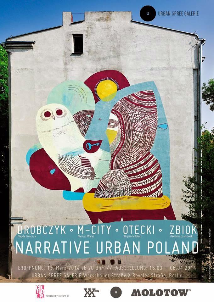 Narrative Urban Poland @ Urban Spree