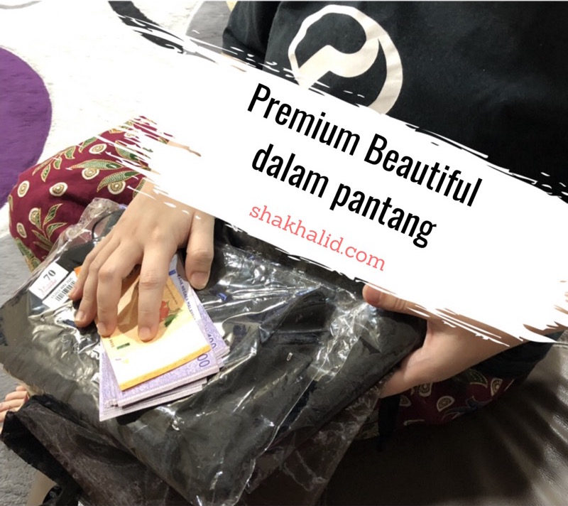 Premium Beautiful Dalam Pantang