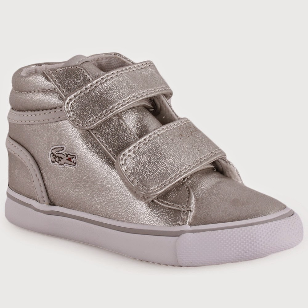 fcb25aa8e178 shopping  lacoste shoes for kids girls high top
