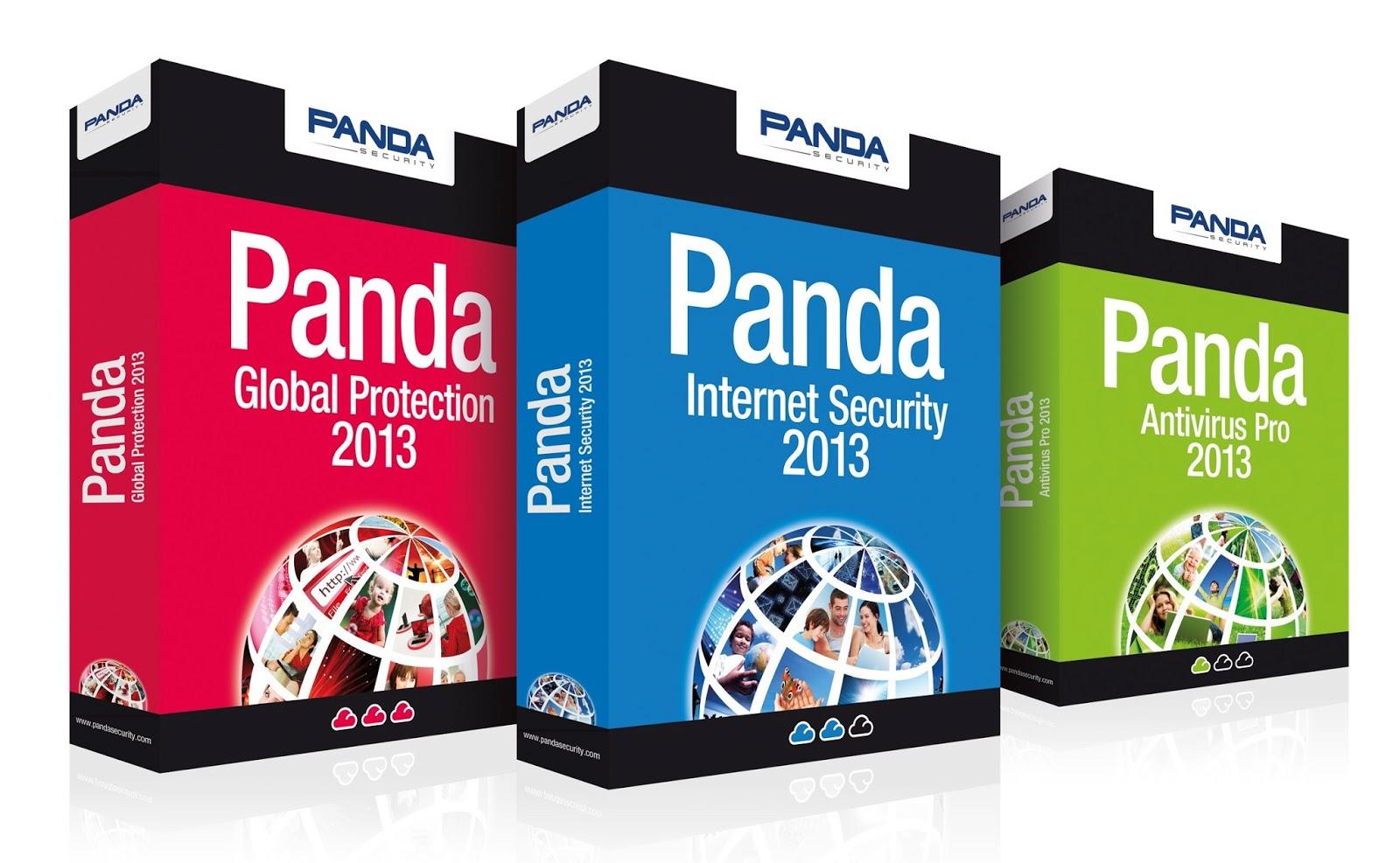 Panda Antivirus free download 2013