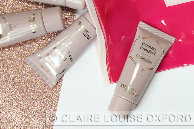 Neve Cosmetics Creamy Comfort Foundation