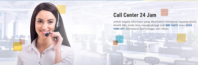 call center bri kartu kredit