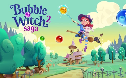 Bubble Witch 2 Saga Apk data