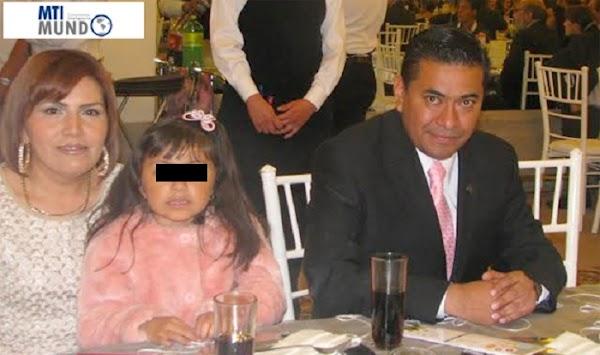"""""""Me considero de raza de Aria"""": Secretario de Texcoco"""