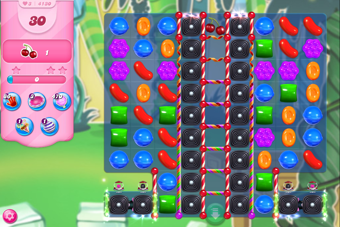 Candy Crush Saga level 4130