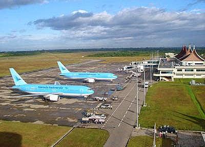INVESTASI!!!: Gambar Bandara Internasional Minangkabau