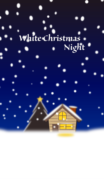 White Christmas Night