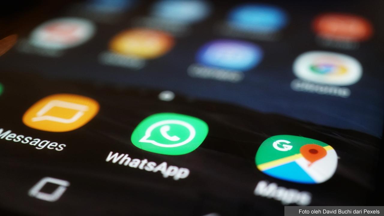 Fitur Blokir Screenshoot pada Aplikasi WhatsApp
