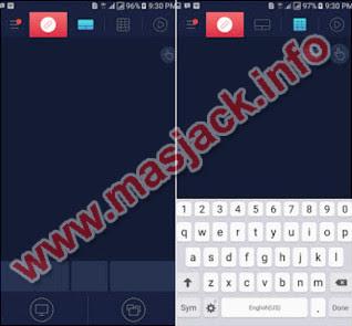 Wifi Mouse Pro - Android Menjadi Mouse dan Keyboard Untuk Komputer