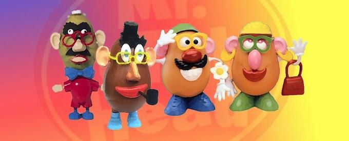 Bit #1: Where did Mr. Potato Head come from?