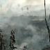 Incêndio destrói mata há vários dias e preocupa moradores em Alagoa Grande