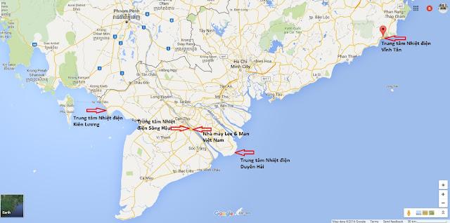 Vì sao Trung Quốc lại sốt sắng với Dự án Nhiệt điện Kiên Lương?