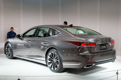 Lexus LS 2018 Review, Specs, Price