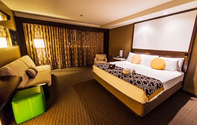 Quarto do Hotel Disney's Contemporary Resort em Orlando