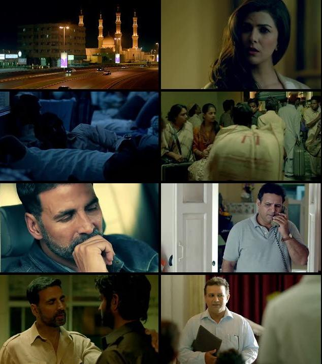 Airlift 2016 Hindi 720p BluRay
