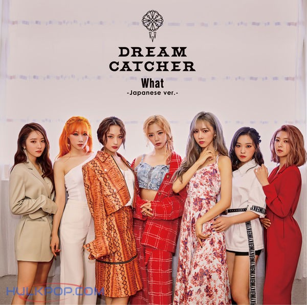 DREAMCATCHER – What (Japanese ver.) – Single (ITUNES PLUS AAC M4A)