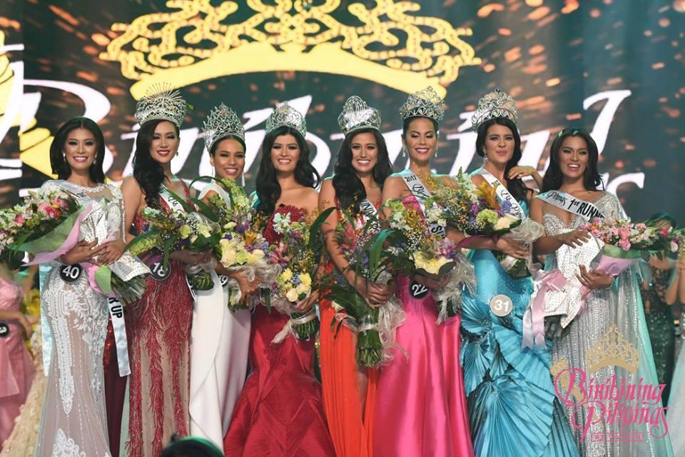 winners Bb. Pilipinas 2017