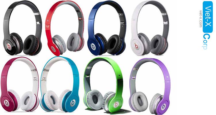 Các loại màu tai nghe Beats Solo Ms3, giá rẻ nhất thị trường và không đâu có thể rẻ hơn