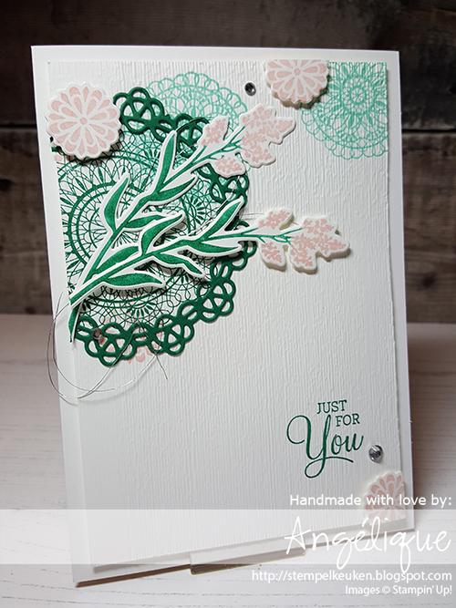 de Stempelkeuken Stampin'Up! producten koopt u bij de Stempelkeuken #stempelkeuken #stampinup #stampinupnl #stamping #stempelen #cardmaking #cardmakersofinstagram #deardoily #doily #doilies #justforyou #voorjou #fürdich #papercrafting #papercrafter #creatief #knutselen #kaartenmaken #bloemen #flowers #voorjaar #lente #simplestamping #workshop #denhaag #thehague #westland #delft #rijswijk #echtepostiszoveelleuker #slakkenpost #postcrossing #bulletjournaling