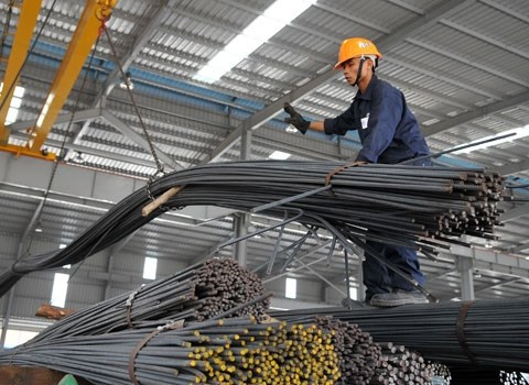 Thép nhập khẩu chỉ được thông quan sau khi kiểm tra chất lượng