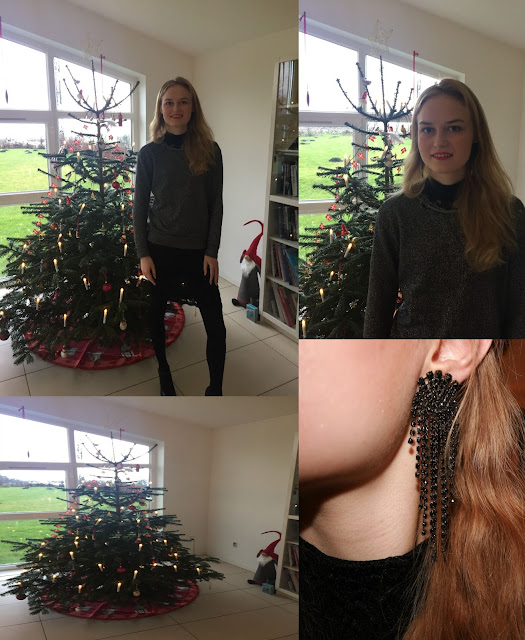 MY Christmas Eve + Outfit