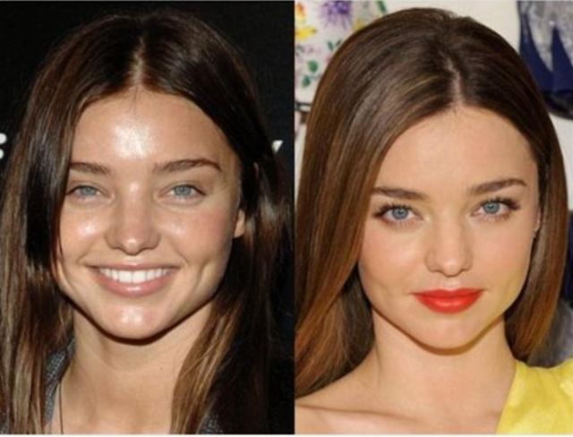 Με ή χωρίς μακιγιάζ; Δες πώς οι άντρες προτιμούν τις γυναίκες τελικά!