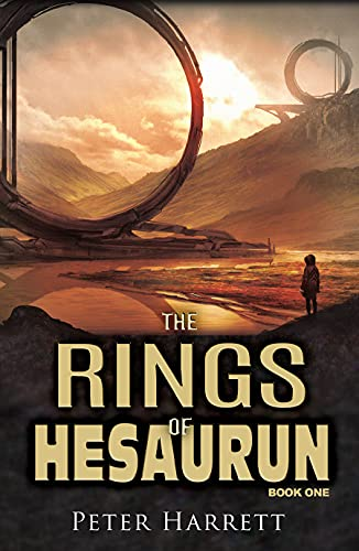 The Rings of Hesaurun Kindle Edition by Peter Harrett  (Author), Eddie Mendoza (Illustrator), Sam S