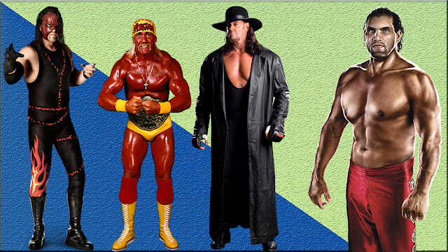 दुनिया के टॉप 10 सबसे लोकप्रिय WWE रेसलर | Top 10 wwe wrestlers who need a great 2018