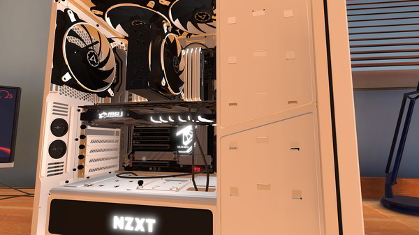 PC Building Simulator PC Español