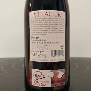 Pittacum-Mencía