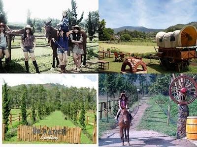 Wisata-ala-koboy-De-Ranch-Lembang-Bandung