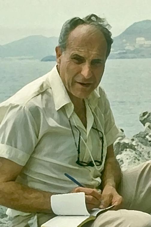 Antonio Arribas Moreno (1923-2018)