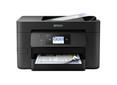 Epson Pro WF-3720DWF Driver Download