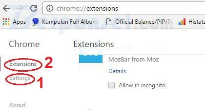Cara Memblokir Situs di Browser Chrome dengan ekstensi Blocksite