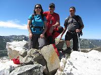 Cima del Pico Nogales