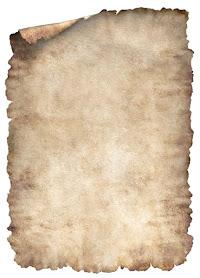 Eski parşömen Bergama kağıdı