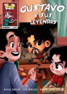 Gustavo y sus Leyendas