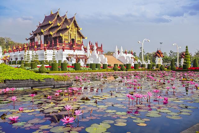 Aluguel de carro em Chiang Mai na Tailândia