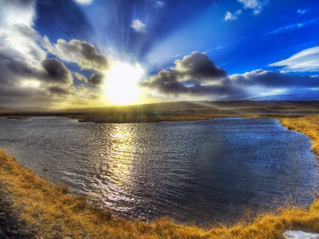 3d amazing sunrise nature wallpapers ~ HD Wallpapers