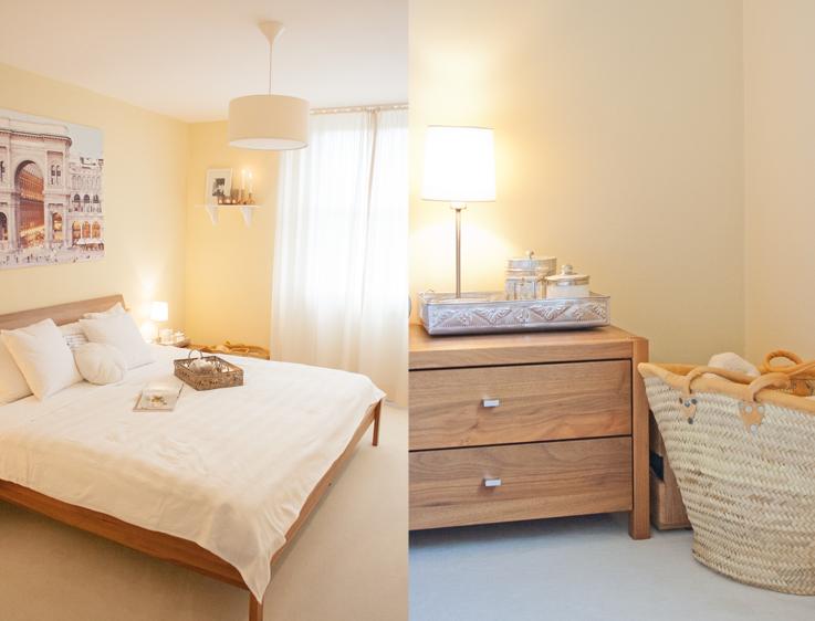 Schlafzimmer Makeover - Mein Ideenreich