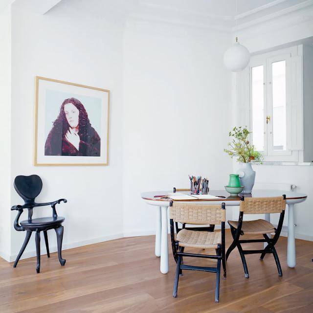 El interiorismo de un piso en Valencia chicanddeco