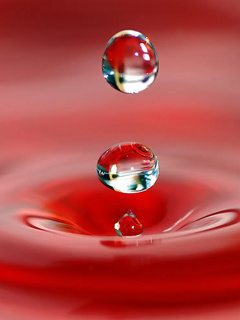 Water Drops Wallpapers for Mobile Phone