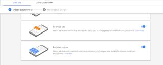 Cara Memasang Iklan Google Adsense Otomatis Blogger/Wordpress