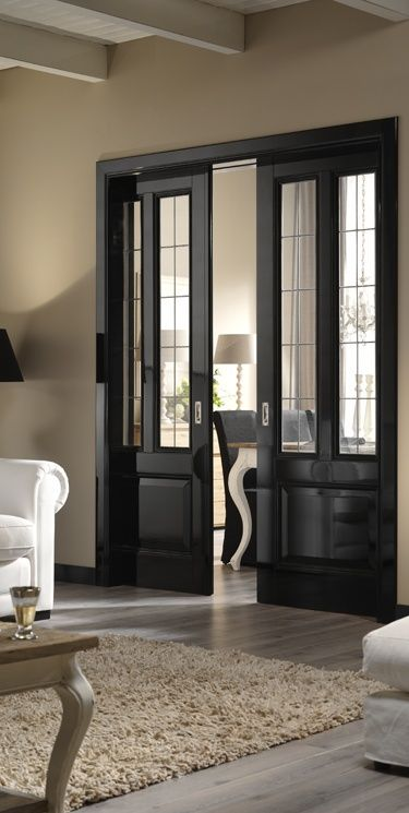 Willow Bee Inspired Be Inspired No 81 Black Interior Doors