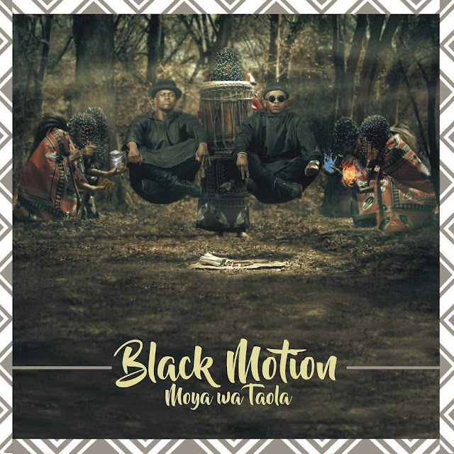 Black Motion & Culoe De Song - Machine Gun