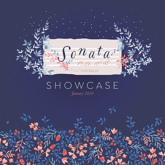 Shannon Fraser Designs stop on the Sonata Showcase by Amy Sinibaldi