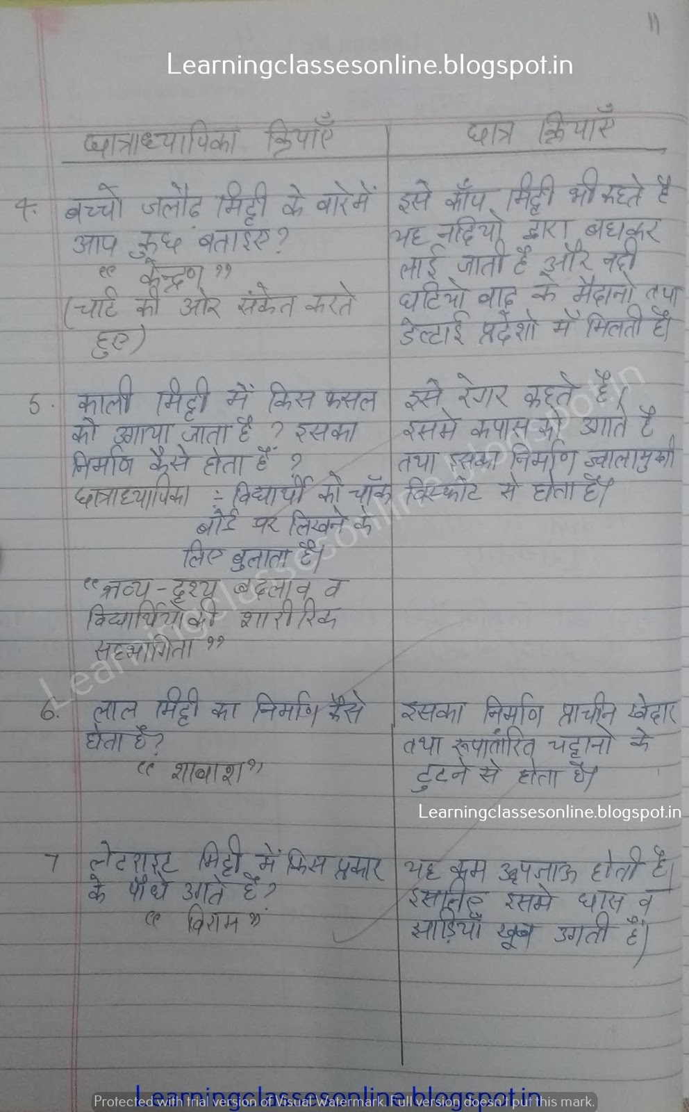 sst lesson plan, sst lesson plan in hindi,