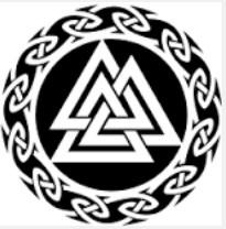 Los Símbolos Y Su Significado El Valknut Signo De Odín