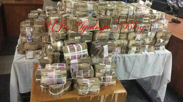 JUST IN: Court orders final forfeiture of N449m discovered in bureau de change
