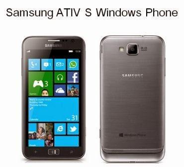 Samsung ATIV S, Smartphone OS Windows Phone Pertama dari Samsung